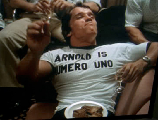 Take it from Arnold.  Enjoy your successes.