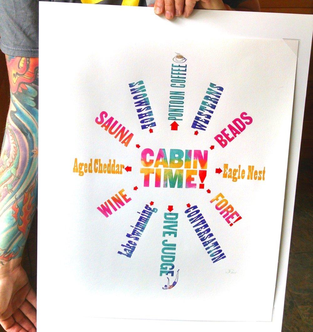 Design by Warrior Printress