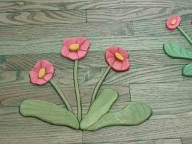 大好きなデージー(時しらず)の花。