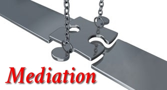 Mediation can help resolve a dispute without the time and expense of a lengthy trial.