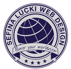 Sefina Lucki Web Design