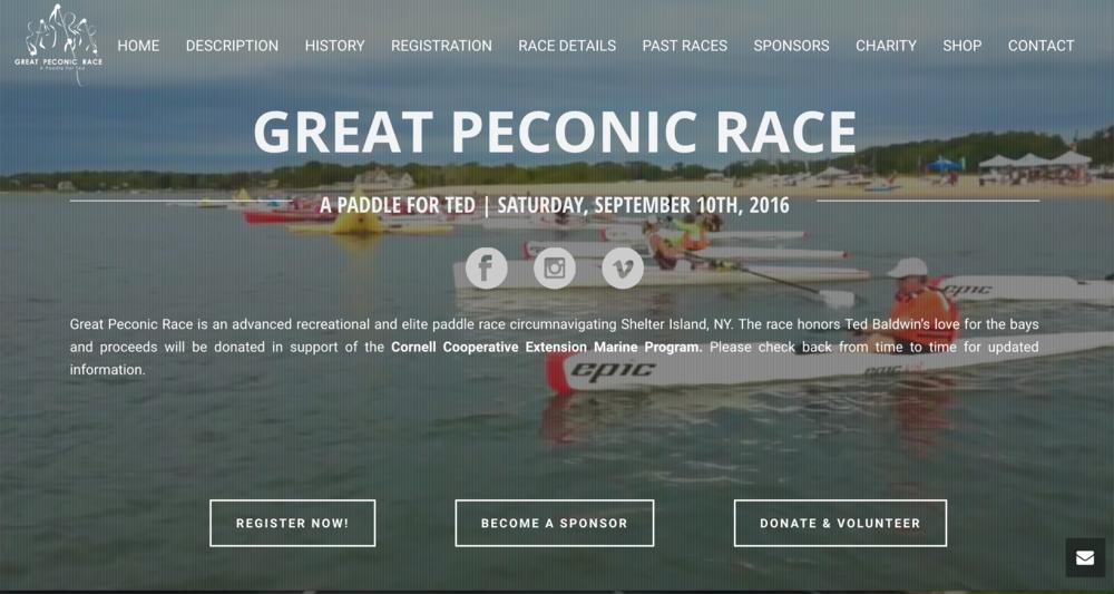 Great Peconic Race ./