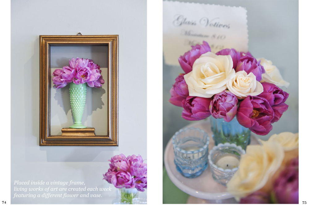 Quince Fine Florals Tracey Ayton Photography