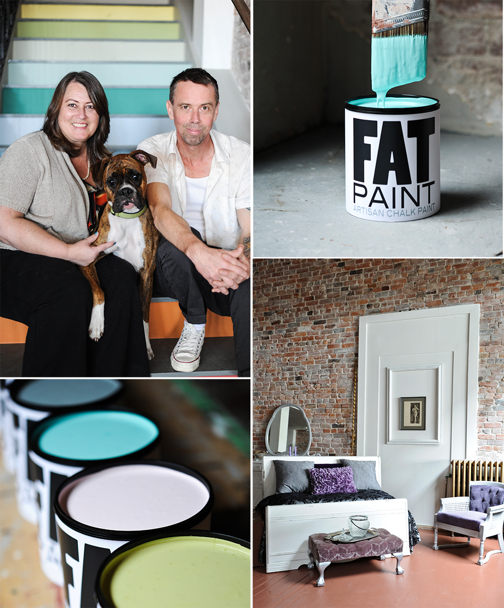 The Fat Paint Company Tracey Ayton Photography