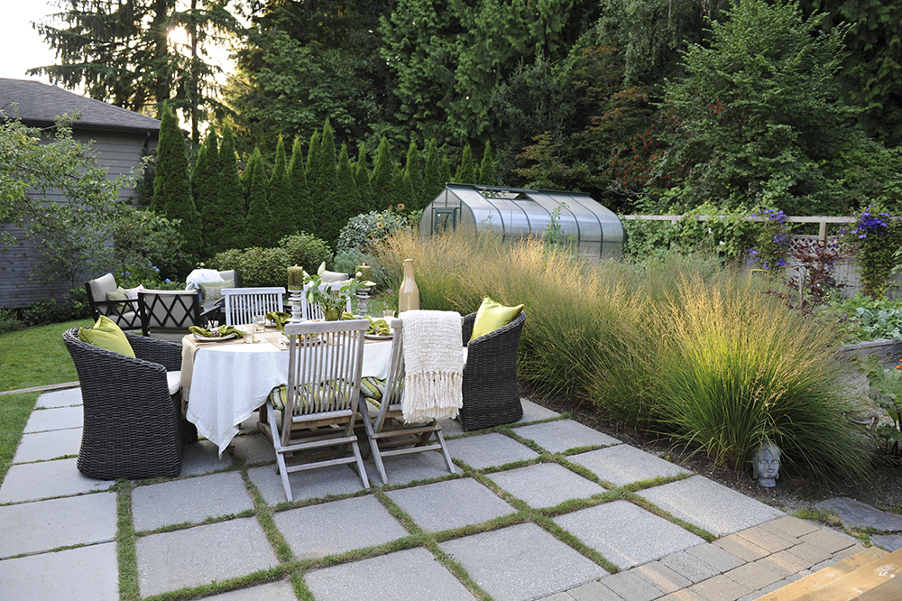 outdoor space Tracey Ayton Photography