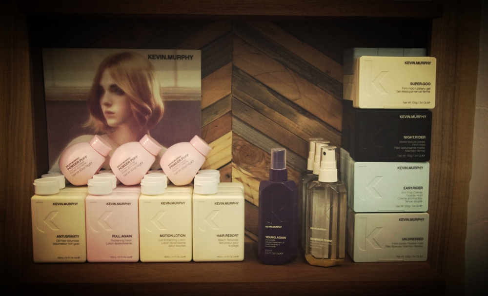 We carry the full line of Kevin Murphy