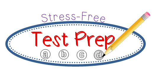 stress-free test prep is the way to go!