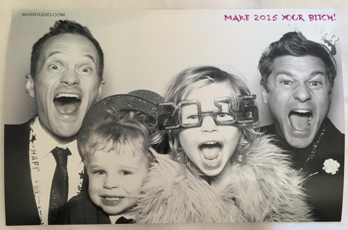 Neil Patrick Harris NYE tweet