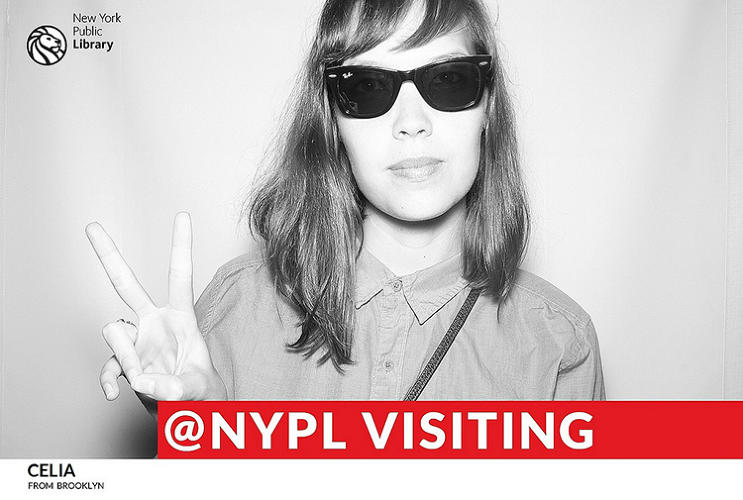 nypl photo booth