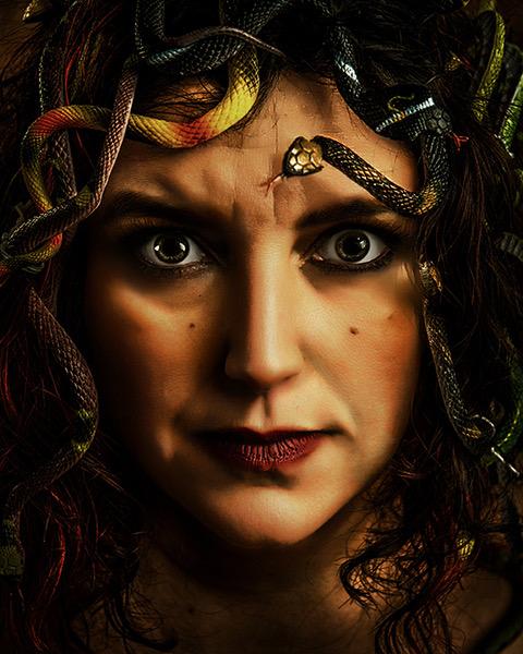 I: Medusa   Photo by Wolfgang Jasper