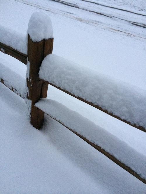 focus snowpost