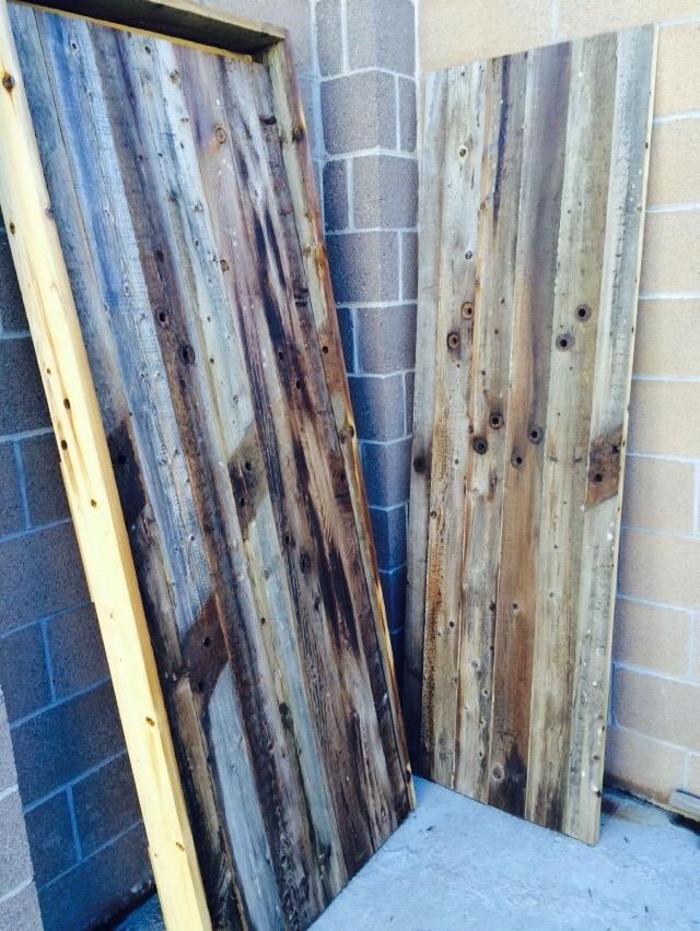 Barnwood Doors