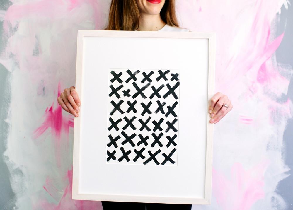 Black Crossbones - $125