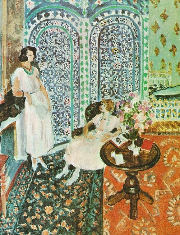 Henri Matisse, via Pinterest