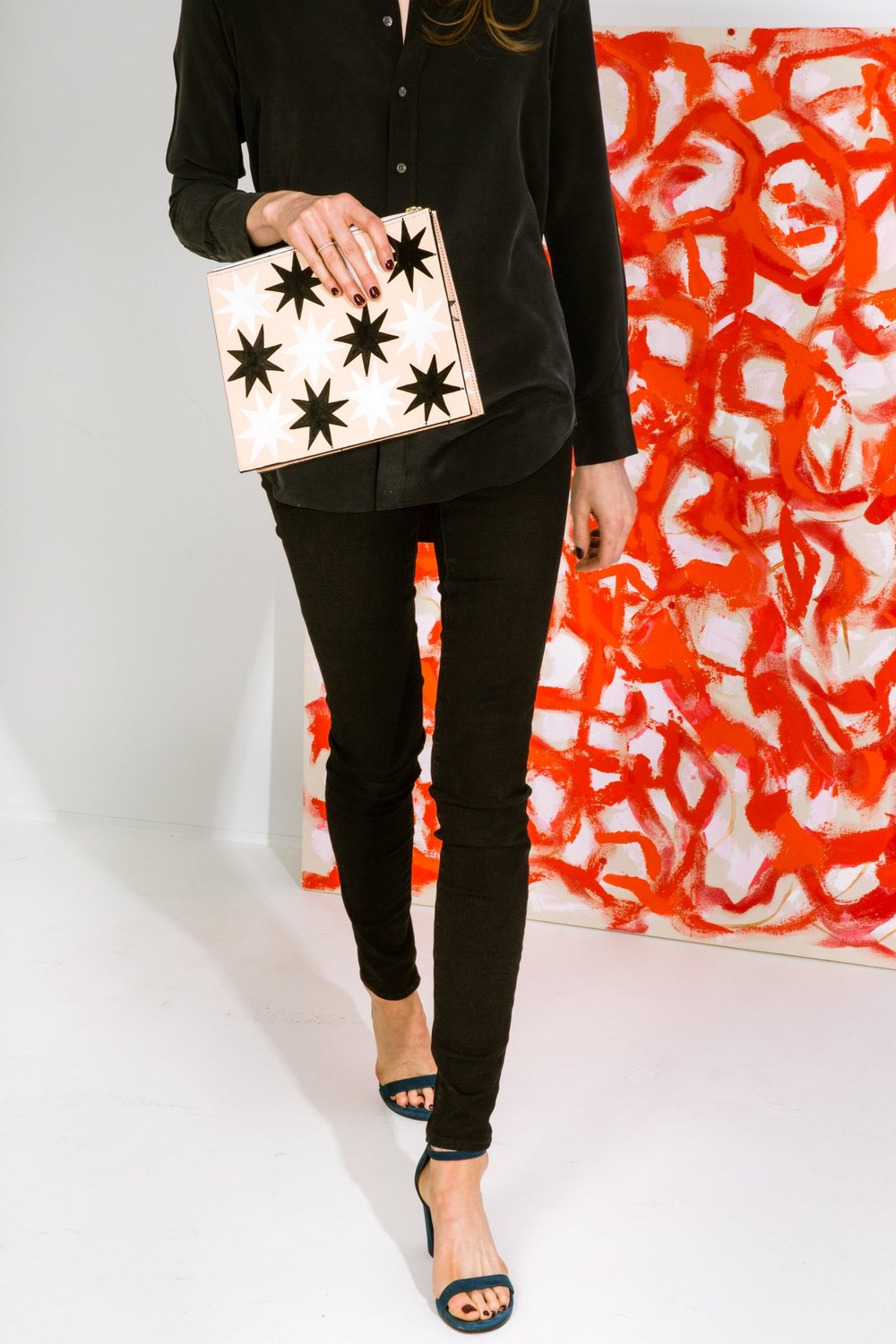 THE STARRY CLUTCH -