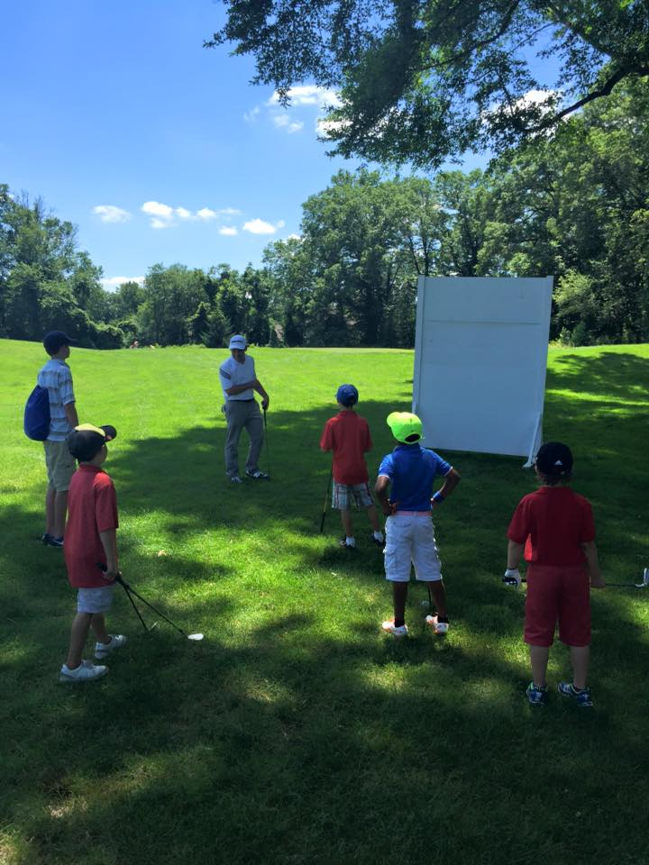 "2015 Week One ""Big Break Ash Brook Summer Junior Camp"""