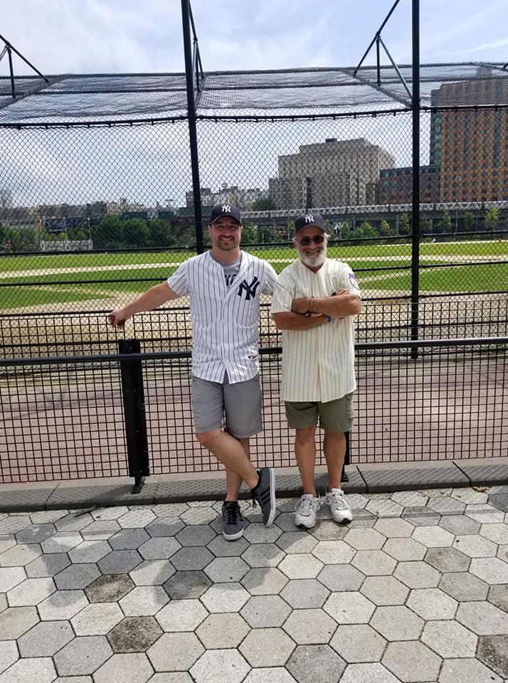 Yankee Stadium w Dad.jpg