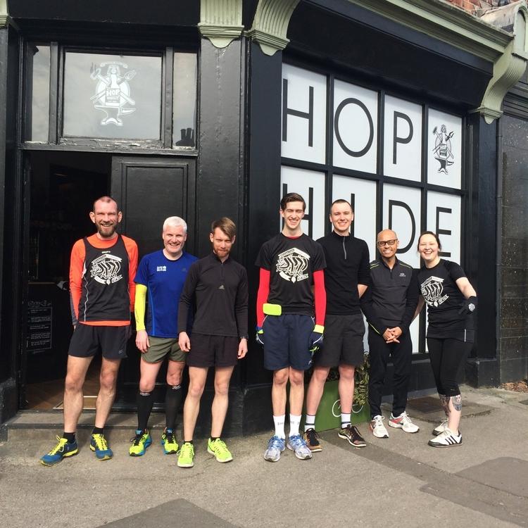 online running club