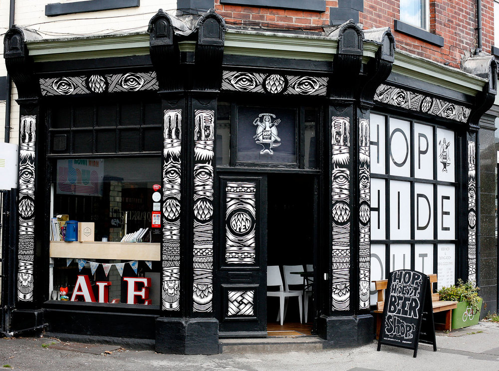 Hop Hideout Sheffield Craft Beer Shop