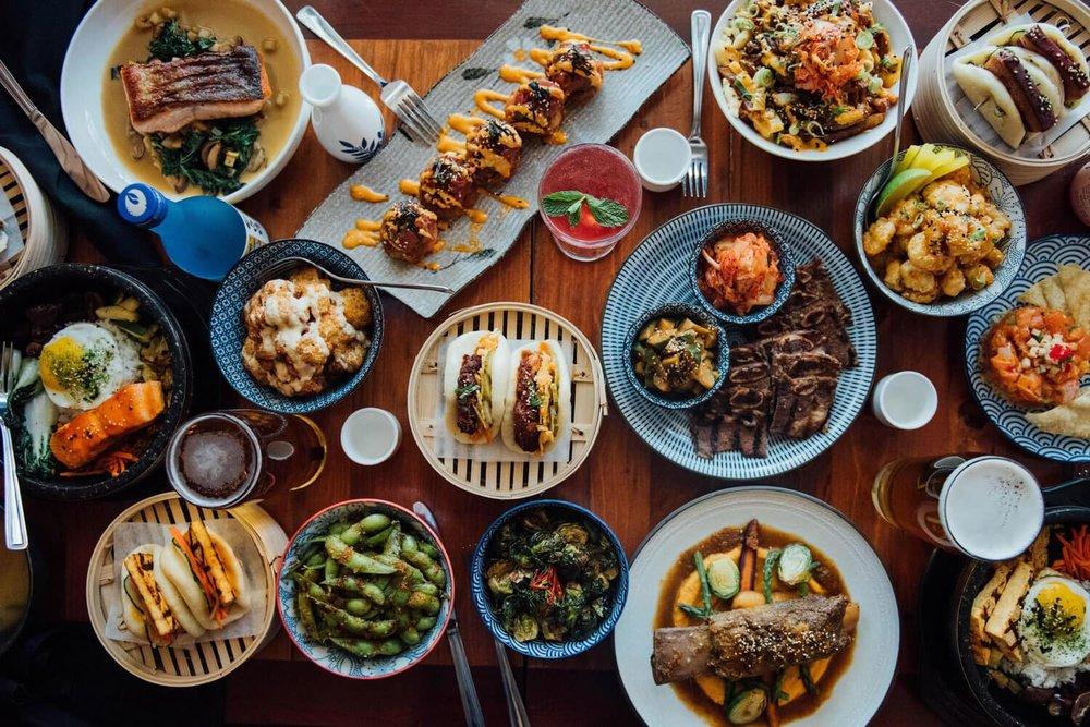 Montreal asian restaurants