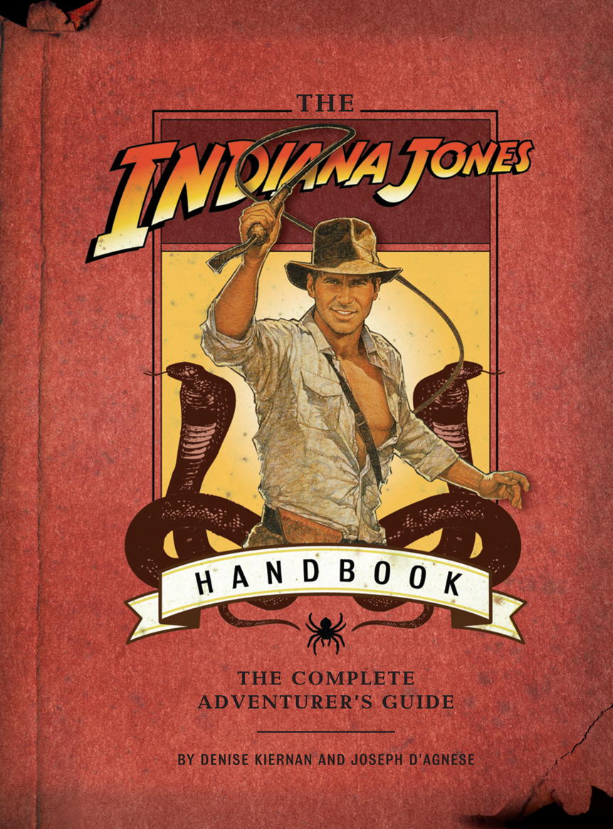 Denise and I wrote  The Indiana Jones Handbook  for Quirk a few years ago, just as the fourth Indy movie was released. It's an official movie tie-in book. It's one of these books everyone seems to love. Geeks love it. Kids love it. Parents love it. And I'm always surprised when I come across a new review of it.  Here's one that appeared this week on the blog We Wear Pink on Wednesdays.  In part, reviewer Kristin Hackett said:  Whether you're looking for a guide on how to run on top of a moving train, how to fend off a gang of swordsman, or how to break a zombie curse, look no further because this is your one-stop reference guide for everything you could possibly imagine.  Thanks, guys!  If anyone's interested, this book's still available on  Amazon ,  B&N ,  Indiebound , etc.