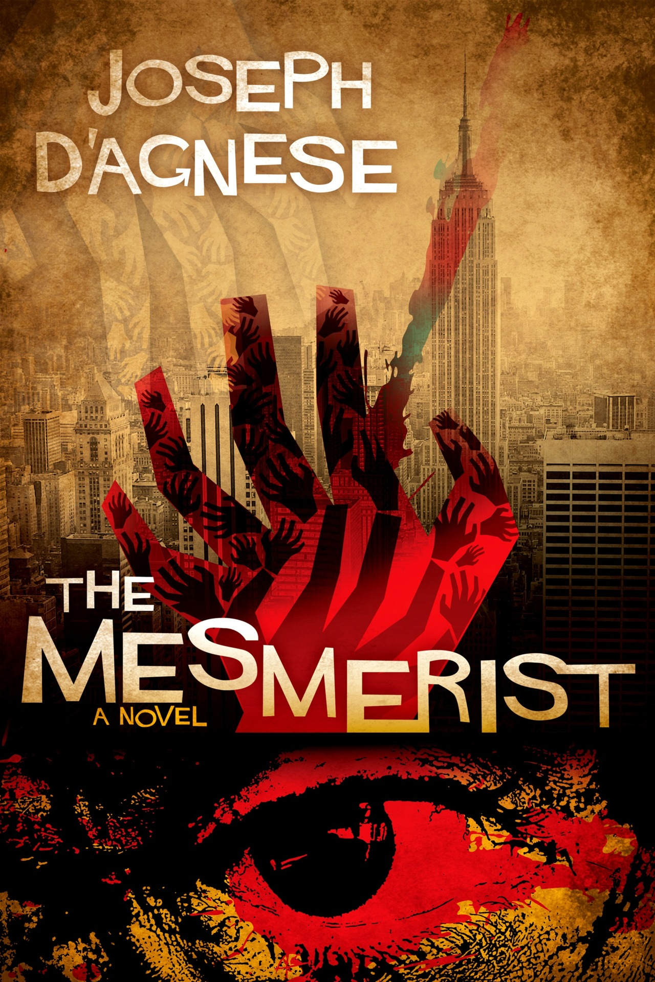 THE MESMERIST:   An occult detective tracks a murderer in an alt-version of 1979 New York City, in an era when looks can kill and hands can heal. Urban fantasy noir, 85,000 words.    Available:     Kindle (US)     Kindle (UK)     Nook     iPad     Smashwords     Kobo     Paperback