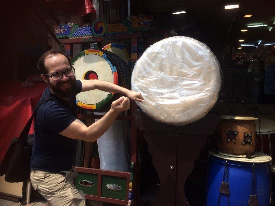 #fun #percussions #withishtourist