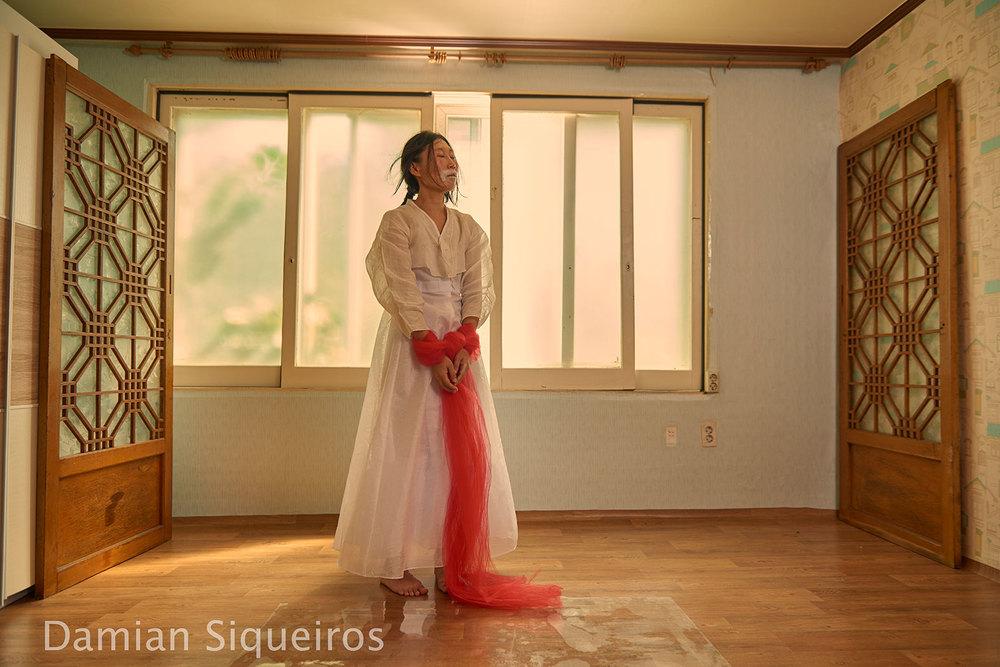 Dancer: Kyong Sun Seo
