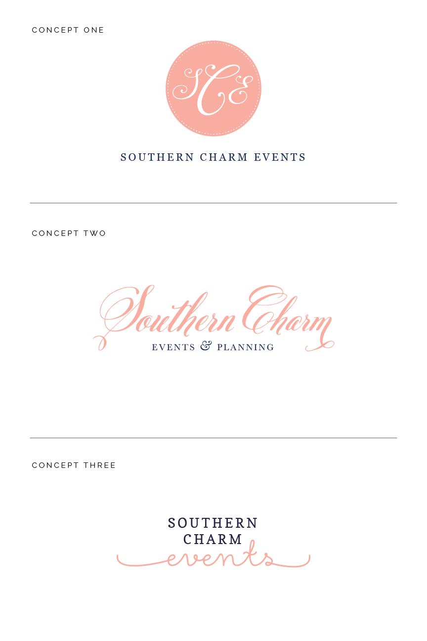 SouthernCharm_LogoConcepts