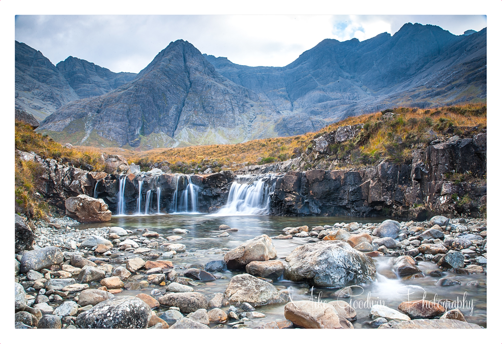 The 'Fairy Pools', Isle of Skye