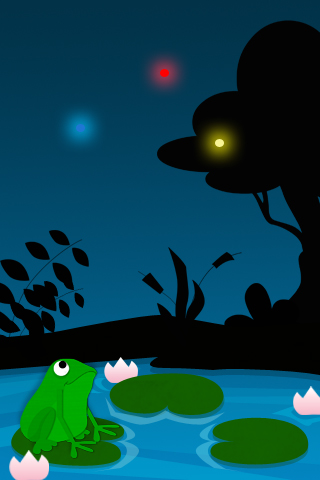 Frogs and Fireflies