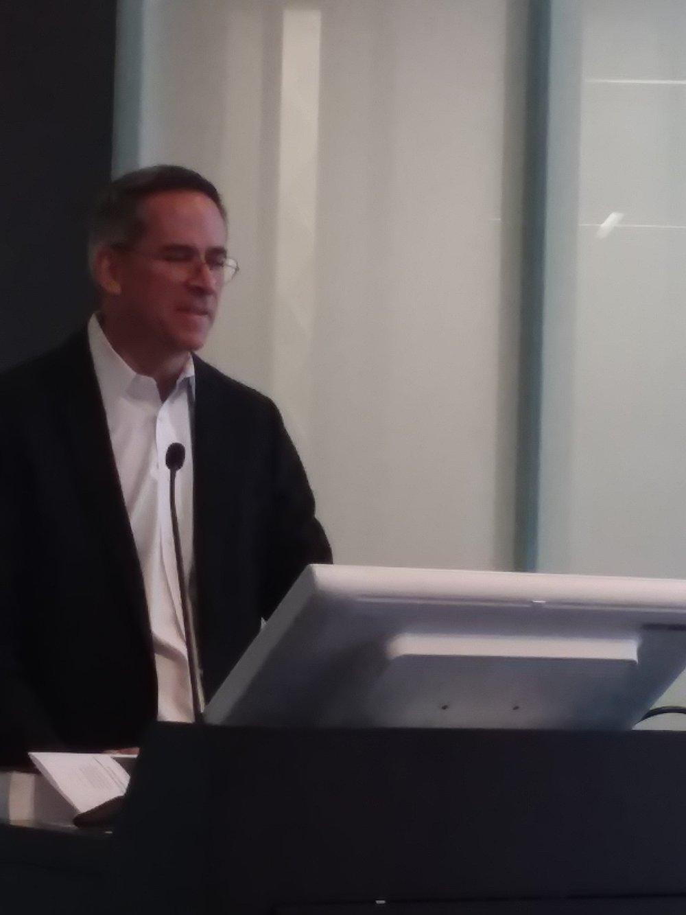 John Heon, PhD, PASC Co-director