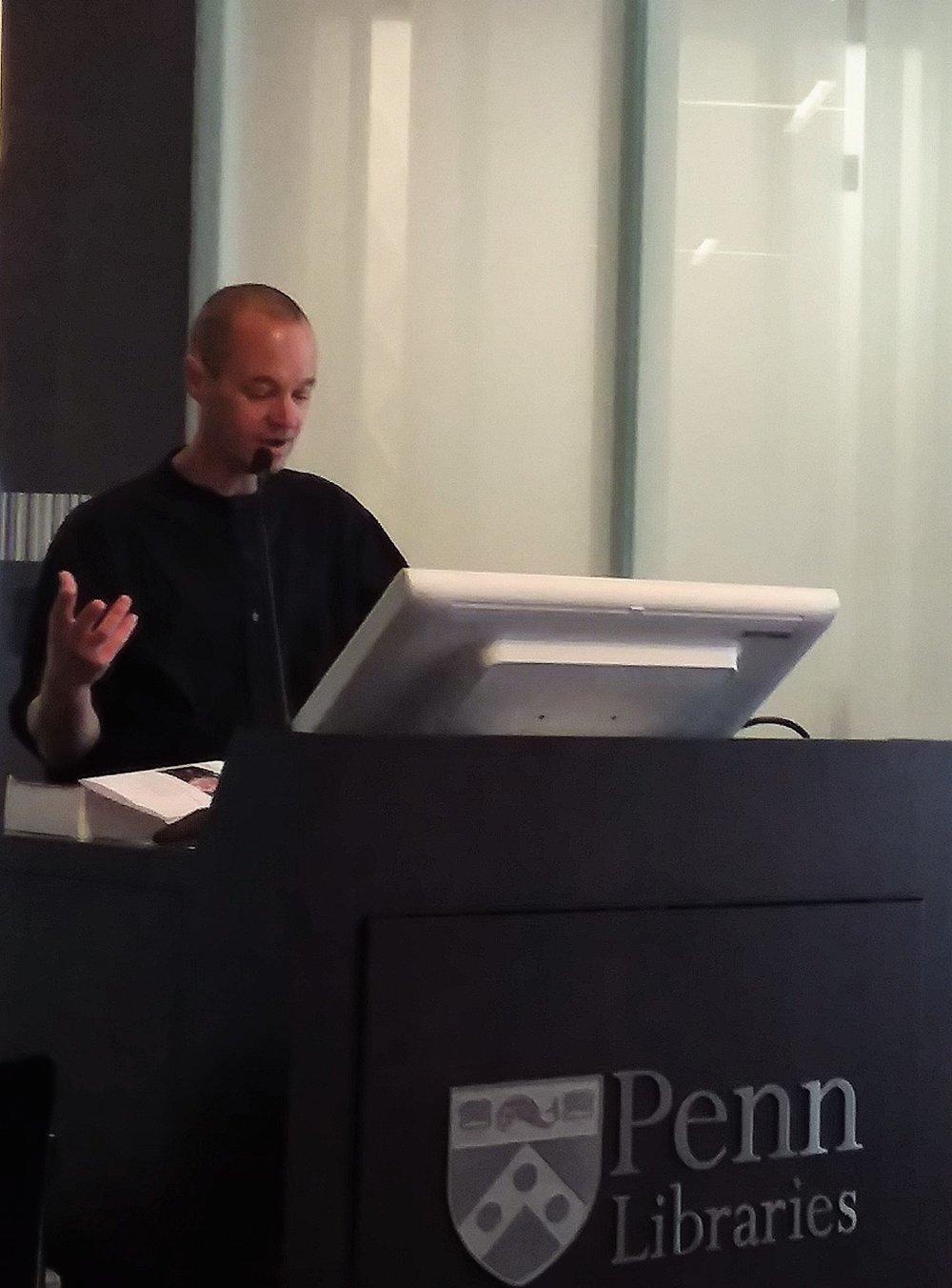 Craig Dworkin, PhD