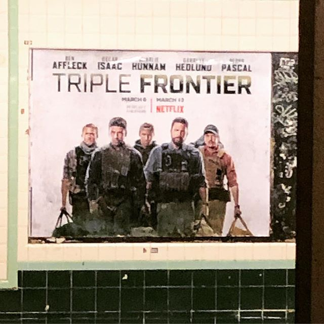 Go see @triplefrontier this week before it leaves theaters!!!