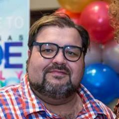 "PAUL D. SANDERS , Regional Director  Paul is the Senior Services & Special Events Manager for Pride Center of Staten Island. He is responsible for SAGE (Services & Advocacy for GLBT Elders) - Staten Island programming, outreach and marketing as well as directing the overall operations of Staten Island PrideFest, National Coming Out Day Celebration, World AIDS Day and he is also the Volunteer Coordination for the Pride Center.  Prior to this role Paul worked for 11 years with electronics retailer, Best Buy in various store leadership roles, including 7 years as the Chair of the New York Metro Area LGBT Employee Business Network. Before that he was an staff member with the Greater New York Councils, BSA in the Learning for Life Program and served as a Camp Program Director. He is an Eagle Scout.   Paul also has been involved in the LGBT Community in other ways including serving on the Board of Directors of Long Island Pride Parade, Way Out Media and Pride for Youth. He was the founder of Pride Alliance of Long Island. He has also volunteered for The Long Island Gay & Lesbian Film Festival, Out in Sayville, NYC Pride Rally, Brooklyn Pride & Queens Pride. He also runs ""G-Mets"", an LGBT New York Mets Fan Group.  This weekend, Paul is finishing his term on the Board of Director of InterPride and looks forward to devoting his time to being Co-Chair of the Governance Committee. Paul is originally from Long Island, but now resides on Staten Island with Shawn, his husband of almost 16 years. and their family - Daisy, a Maltese and Super Kitty and Rey, the friendly felines."