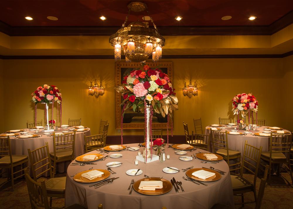 Casa Monica Wedding Reception