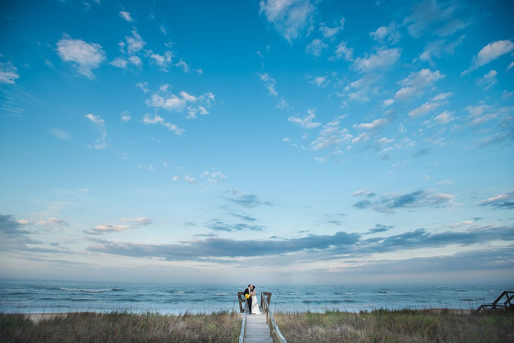 bayfront marin house wedding st augustine