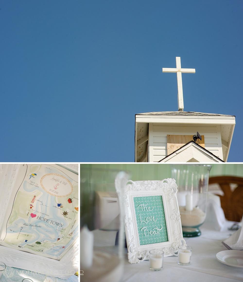 Hope Town Bahamas Destination Wedding