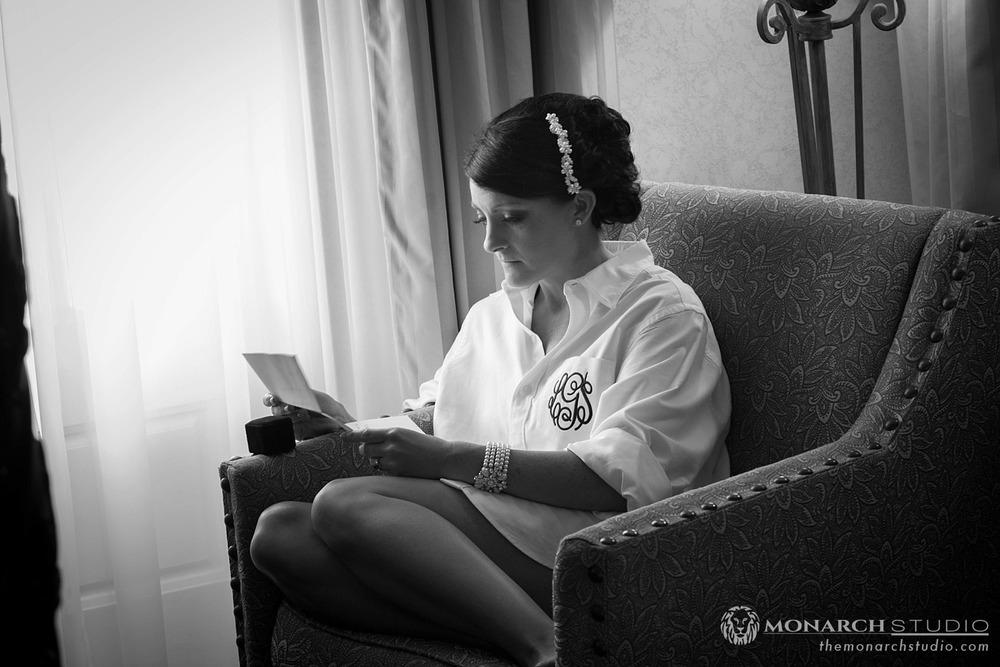Bridal Suite Casa Monica with Saint Augustine Wedding Photographer