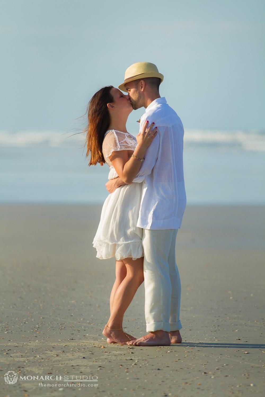 Saint Augustine Beach Wedding Photographer
