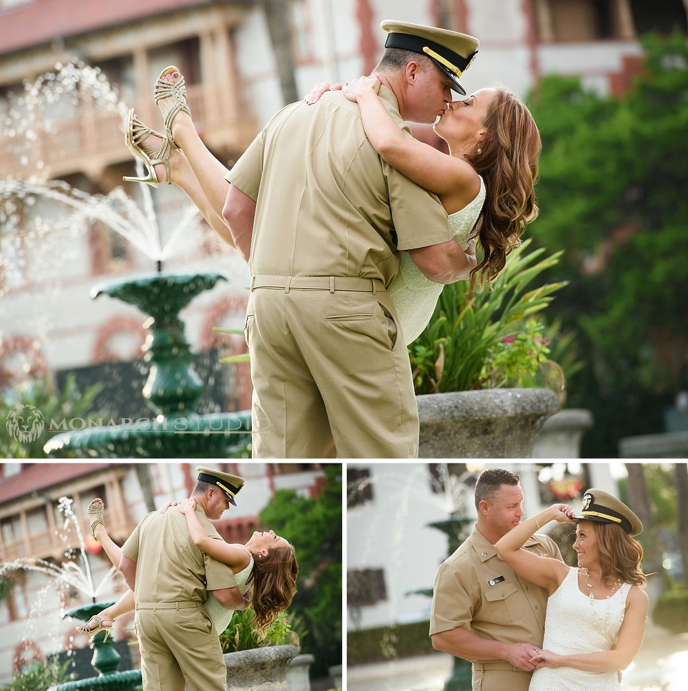 St. Augustine Engagement Photographer