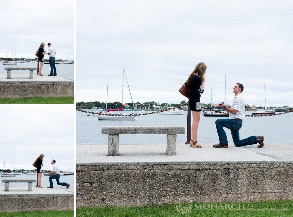 Saint Augustine Surprise Proposal