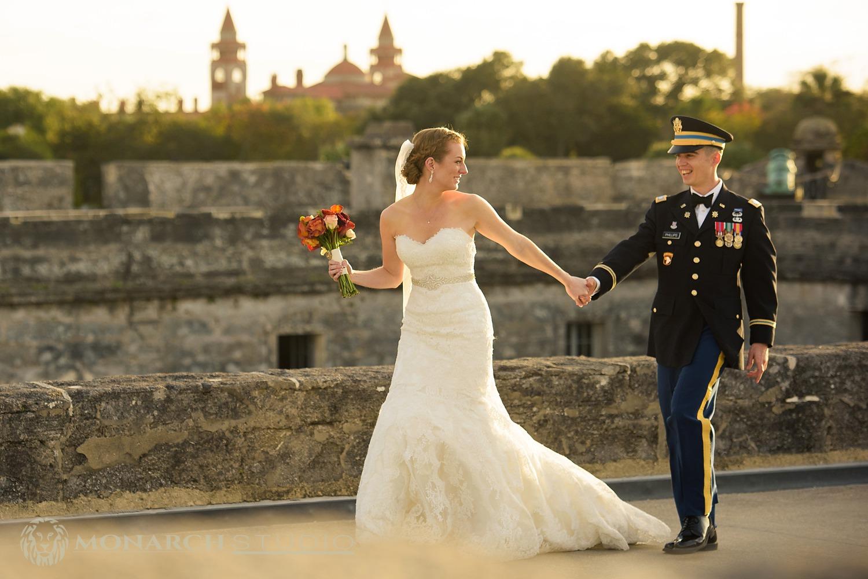 Castillo De San Marcos St. Augustine Wedding Venue