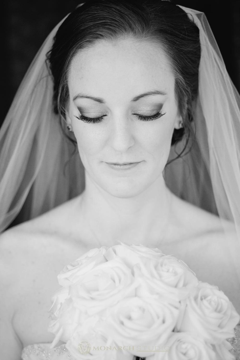 St. Augustine Photographer Bridal Portrait