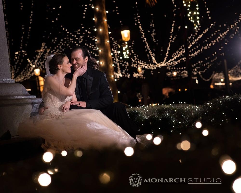 St. Augustine White Room Wedding Photographer