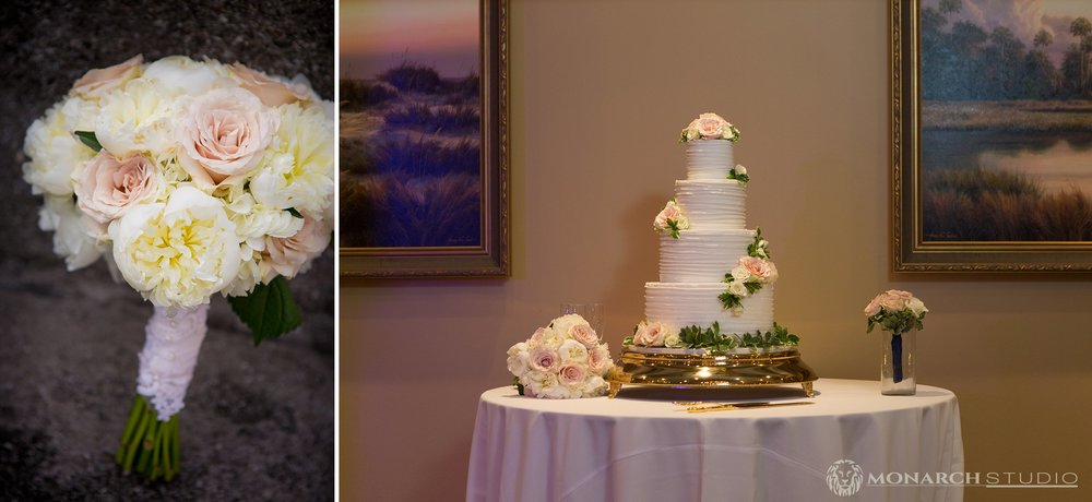 Cathedral basilica of st augustine wedding cakes