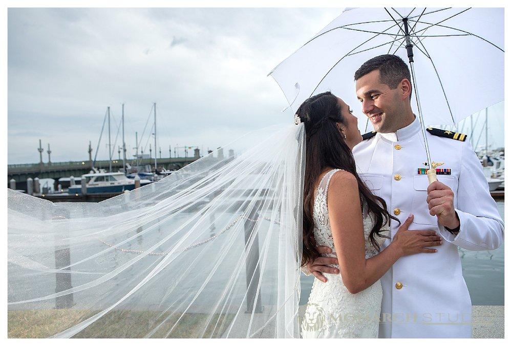 St. Augustine Waterfront Wedding Venue