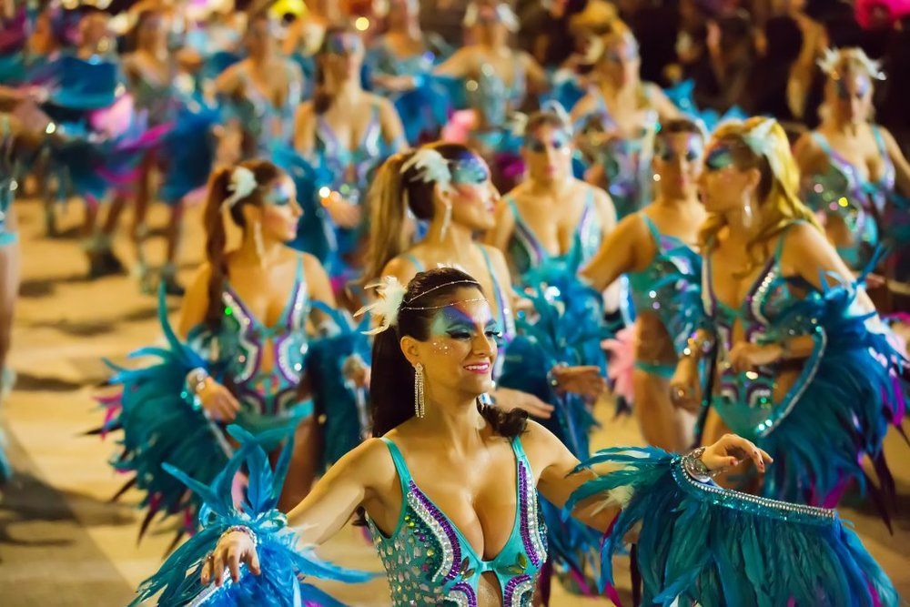 - SITGES CARNAVALFAT TUESDAY€15 MARCH 5