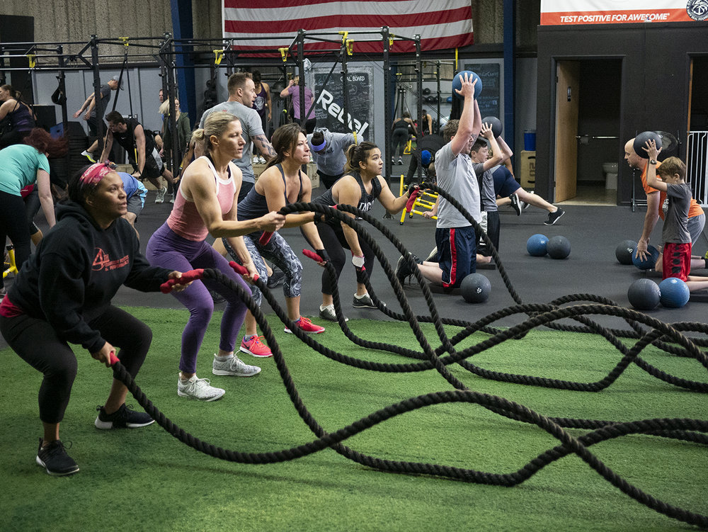 Shake off the holidays and make your fitness a priority again with our 6 week Commit 2 Fit program. -