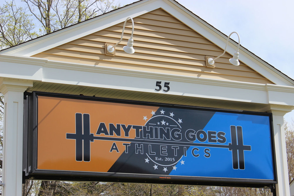 Anything Goes Athletics located in Meredith NH